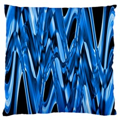 Mobile (8) Large Cushion Case (two Sides) by smokeart