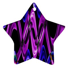 Mobile (9) Star Ornament (two Sides) by smokeart