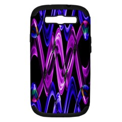 Mobile (9) Samsung Galaxy S Iii Hardshell Case (pc+silicone) by smokeart