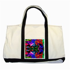 Mobile (10) Two Toned Tote Bag by smokeart