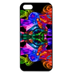 Mobile (10) Apple Iphone 5 Seamless Case (black) by smokeart