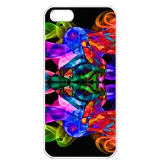 Mobile (10) Apple Iphone 5 Seamless Case (white) by smokeart