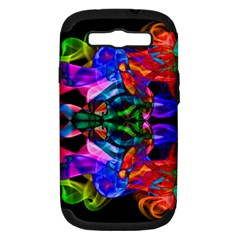 Mobile (10) Samsung Galaxy S Iii Hardshell Case (pc+silicone) by smokeart