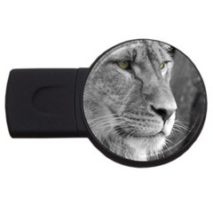 Lion 1 2gb Usb Flash Drive (round)
