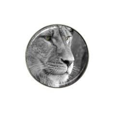 Lion 1 Golf Ball Marker (for Hat Clip) by smokeart