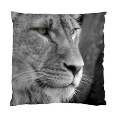 Lion 1 Cushion Case (two Sides) by smokeart