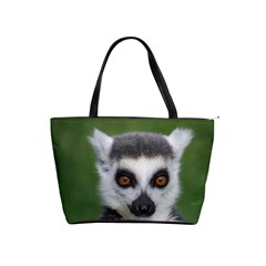 Ring Tailed Lemur Large Shoulder Bag