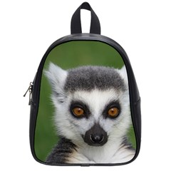 Ring Tailed Lemur School Bag (small)
