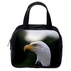 Bald Eagle (1) Classic Handbag (one Side) by smokeart