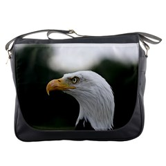 Bald Eagle (1) Messenger Bag by smokeart
