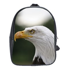 Bald Eagle (1) School Bag (xl) by smokeart