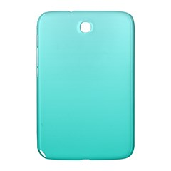 Celeste To Turquoise Gradient Samsung Galaxy Note 8 0 N5100 Hardshell Case  by BestCustomGiftsForYou