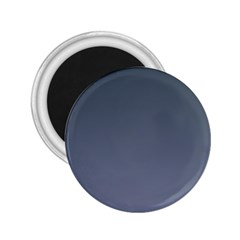 Charcoal To Cool Gray Gradient 2 25  Button Magnet by BestCustomGiftsForYou