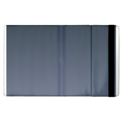 Charcoal To Cool Gray Gradient Apple Ipad 2 Flip Case by BestCustomGiftsForYou