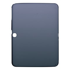 Cool Gray To Charcoal Gradient Samsung Galaxy Tab 3 (10 1 ) P5200 Hardshell Case