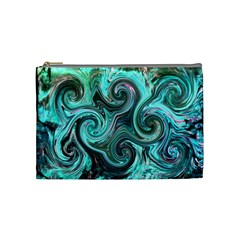 L263 Cosmetic Bag (medium) by gunnsphotoartplus