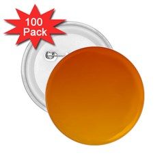 Mahogany To Amber Gradient 2 25  Button (100 Pack)