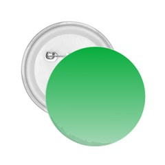 Dark Pastel Green To Pastel Green Gradient 2 25  Button by BestCustomGiftsForYou