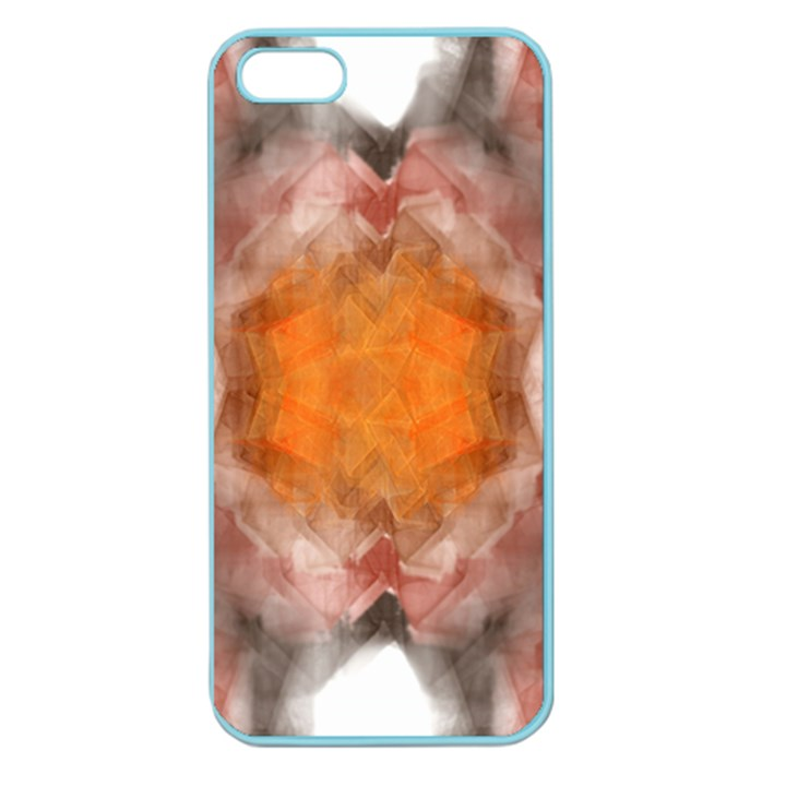 Seamless Background Fractal Apple Seamless iPhone 5 Case (Color)
