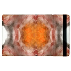 Seamless Background Fractal Apple Ipad 3/4 Flip Case by hlehnerer