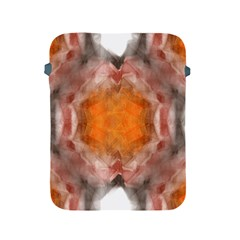 Seamless Background Fractal Apple Ipad 2/3/4 Protective Soft Case by hlehnerer