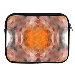 Seamless Background Fractal Apple Ipad 2/3/4 Zipper Case by hlehnerer
