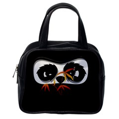 The Hidden Panda Classic Handbag (one Side) by Contest1716449