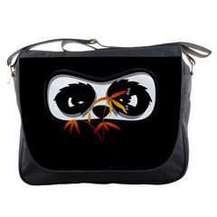 The Hidden Panda Messenger Bag by Contest1716449