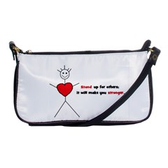Antibully Lk Evening Bag by createdbylk