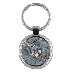 Sea Shells On The Shore Key Chain (round) by createdbylk