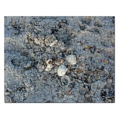Sea Shells On The Shore Jigsaw Puzzle (rectangle) by createdbylk