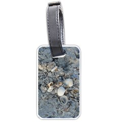 Sea Shells On The Shore Luggage Tag (two Sides) by createdbylk