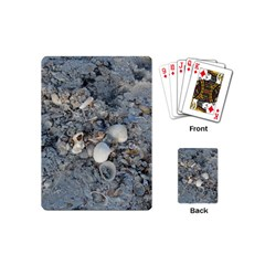 Sea Shells On The Shore Playing Cards (mini) by createdbylk
