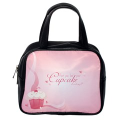 Cupcakesforall Classic Handbag (one Side)