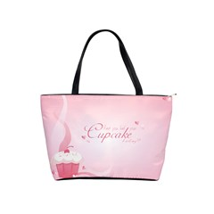 Cupcakesforall Large Shoulder Bag by Contest1694379