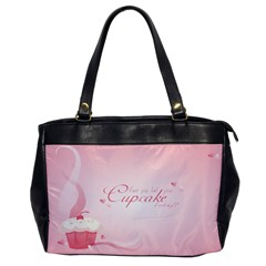 Cupcakesforall Oversize Office Handbag (one Side) by Contest1694379