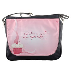 Cupcakesforall Messenger Bag by Contest1694379