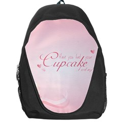 Cupcakesforall Backpack Bag by Contest1694379