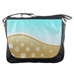 Wave Messenger Bag by Contest1694379