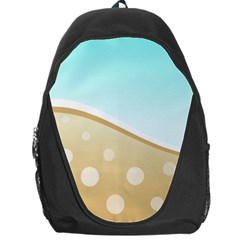 Wave Backpack Bag by Contest1694379