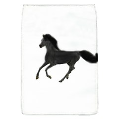 Running Horse Removable Flap Cover (large) by mysticalimages