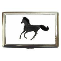 Running Horse Cigarette Money Case by mysticalimages
