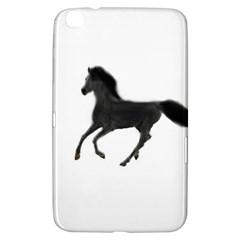 Running Horse Samsung Galaxy Tab 3 (8 ) T3100 Hardshell Case  by mysticalimages