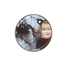 Spider Baby Golf Ball Marker (for Hat Clip) by tammystotesandtreasures