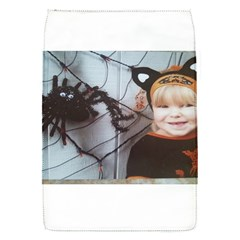 Spider Baby Removable Flap Cover (small) by tammystotesandtreasures