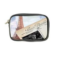 French Postcard Vintage Paris Eiffel Tower Coin Purse by chicelegantboutique