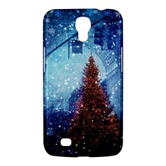 Elegant Winter Snow Flakes Gate Of Victory Paris France Samsung Galaxy Mega 6 3  I9200 by chicelegantboutique