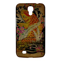 Funky Japanese Tattoo Koi Fish Graphic Art Samsung Galaxy Mega 6 3  I9200 by chicelegantboutique