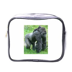 Gorilla Dad Mini Travel Toiletry Bag (one Side)