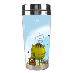 Apron Stainless Steel Travel Tumbler by PookieCatWorld